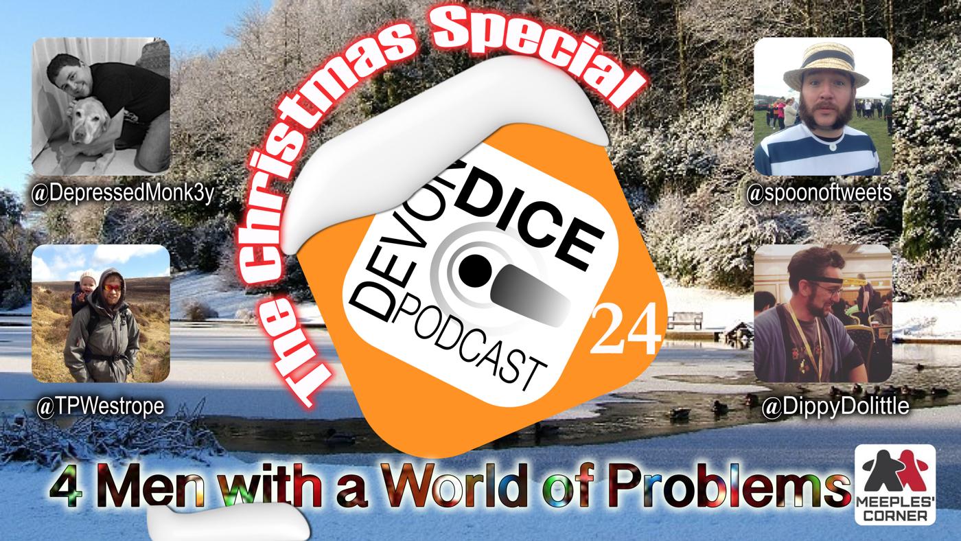 DD  Christmas podcast